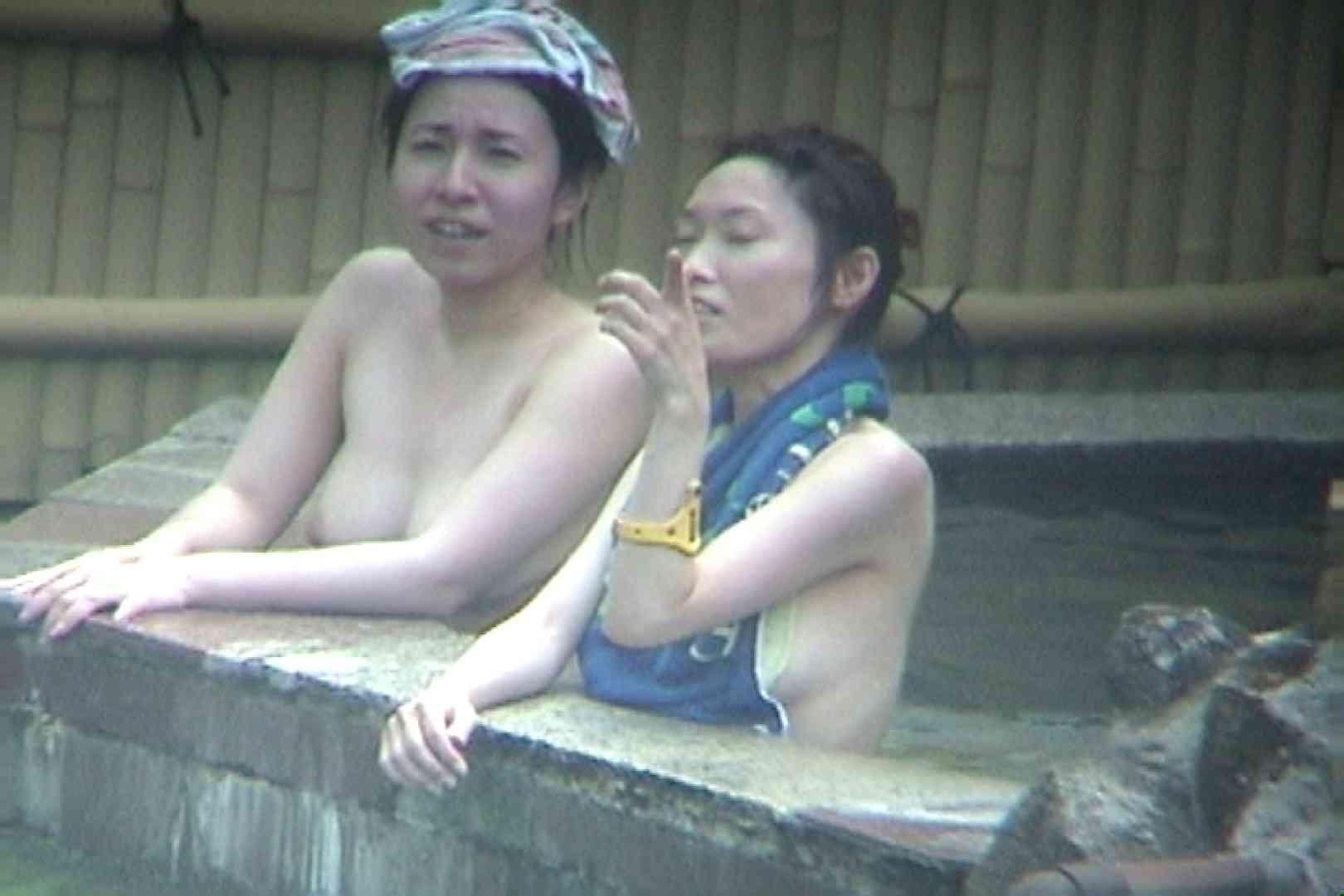 Aquaな露天風呂Vol.106 OLハメ撮り  43Pix 1