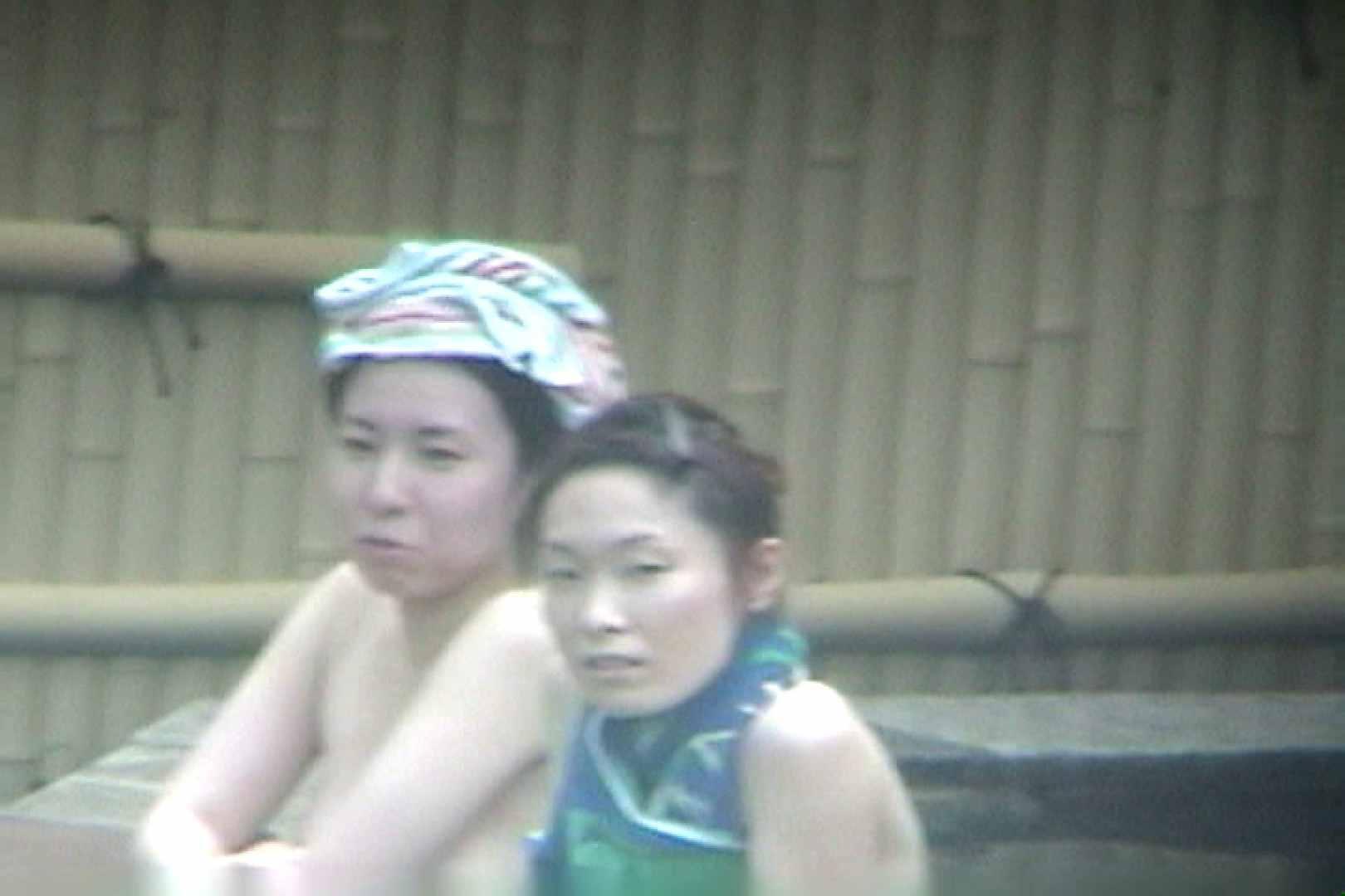 Aquaな露天風呂Vol.106 OLハメ撮り  43Pix 4