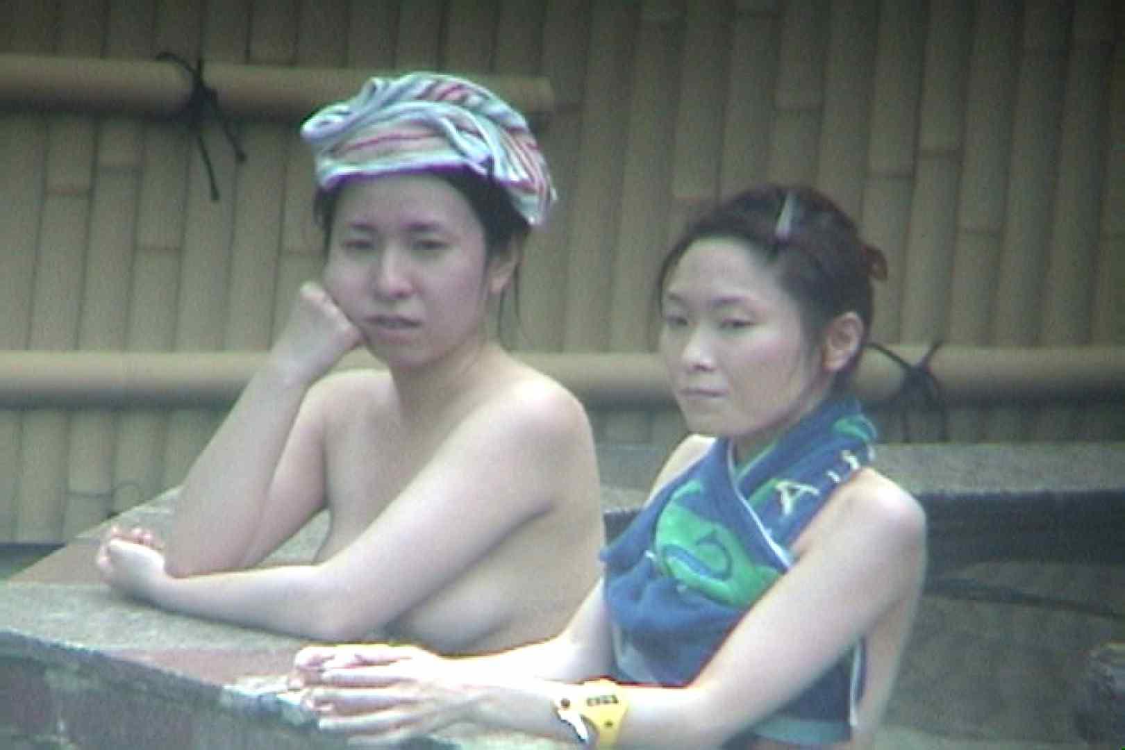 Aquaな露天風呂Vol.106 OLハメ撮り  43Pix 14