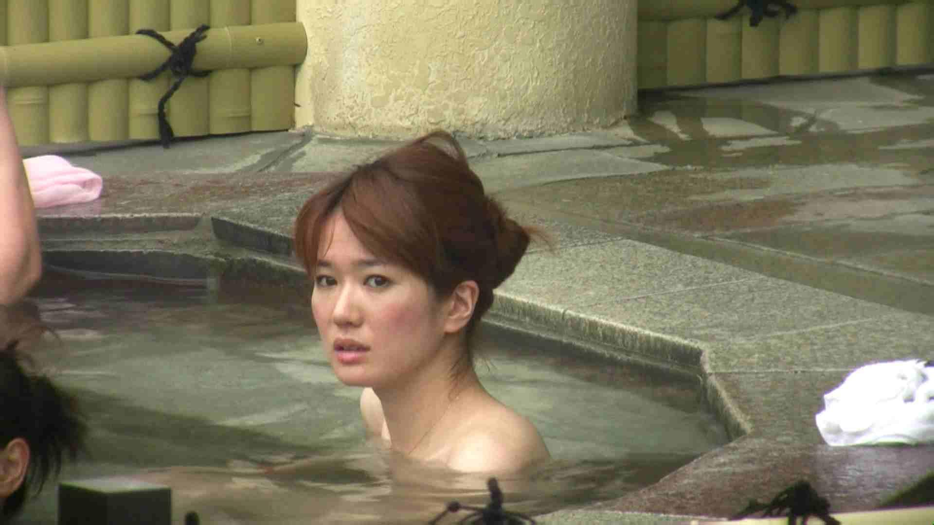 Aquaな露天風呂Vol.110 盗撮映像  46Pix 2