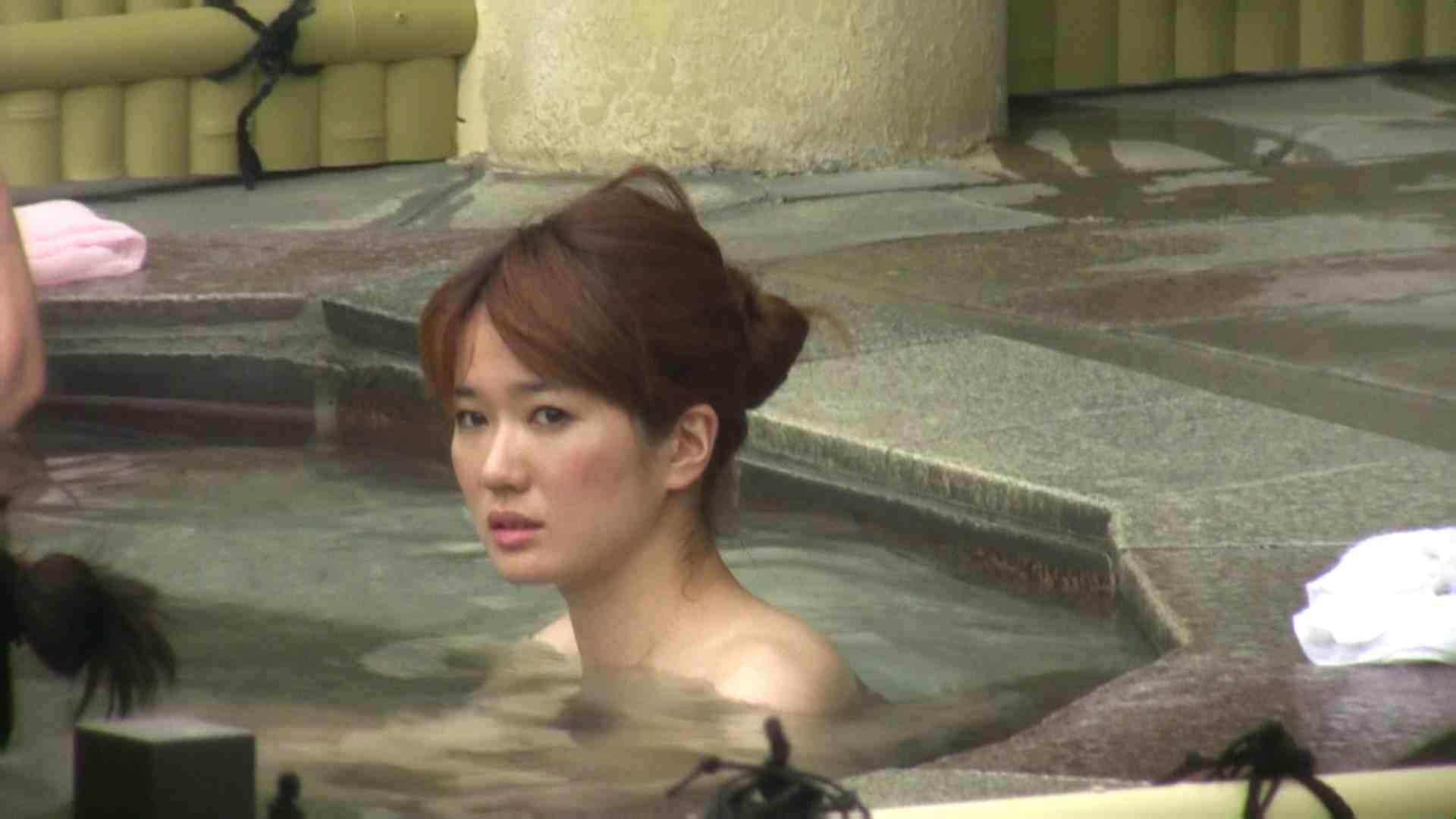 Aquaな露天風呂Vol.110 盗撮映像  46Pix 3
