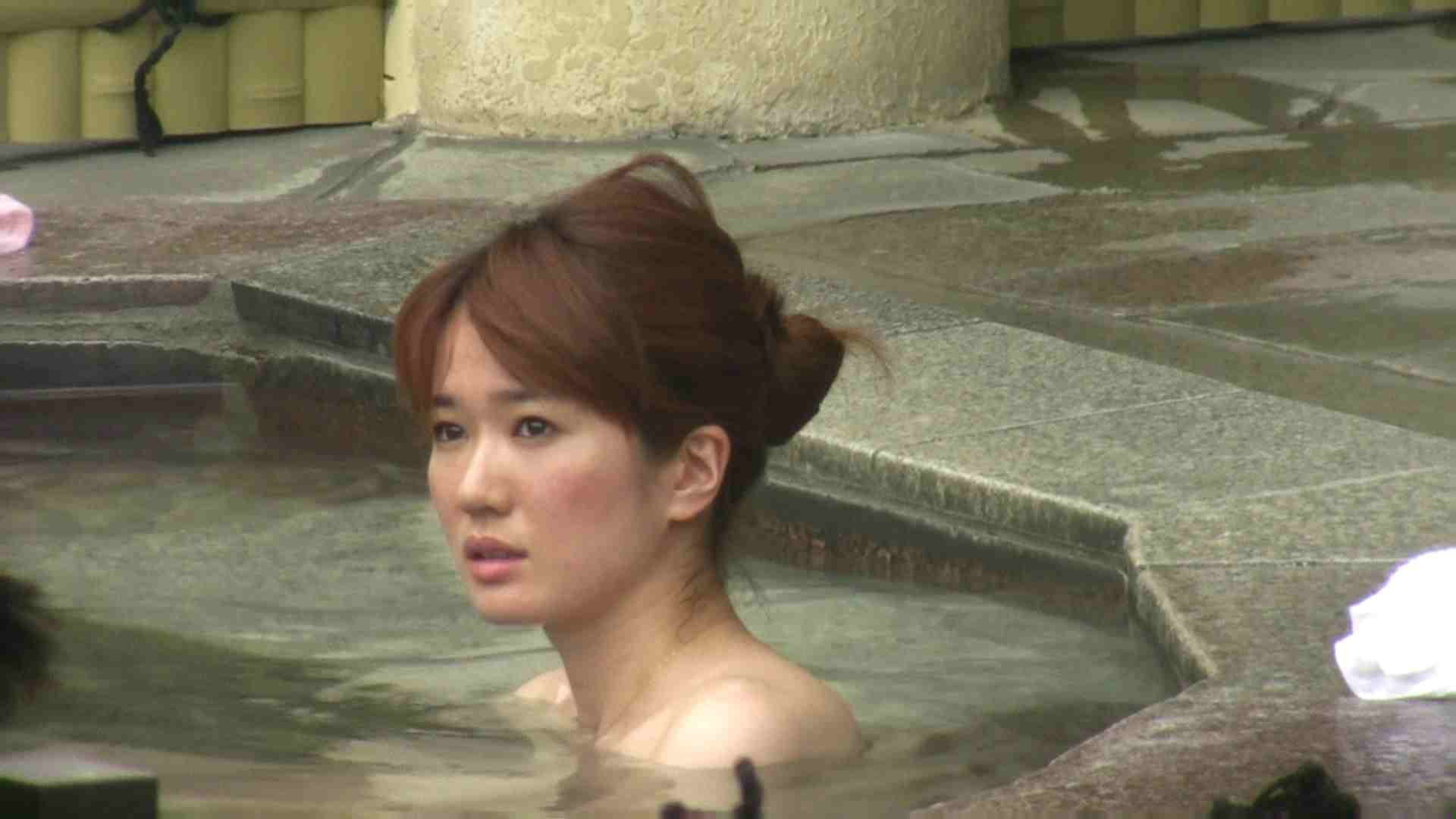 Aquaな露天風呂Vol.110 盗撮映像  46Pix 18