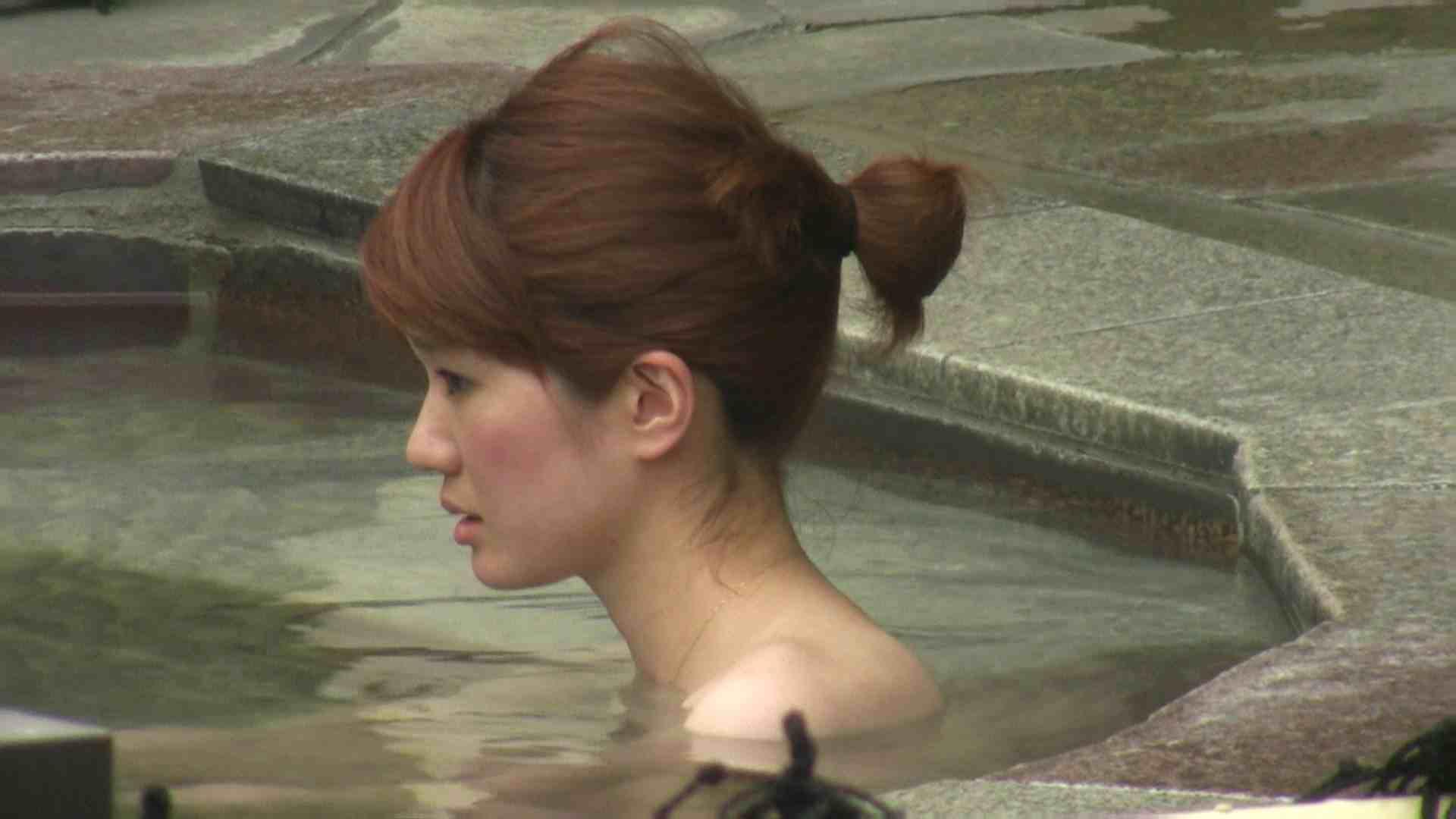 Aquaな露天風呂Vol.110 盗撮映像  46Pix 21