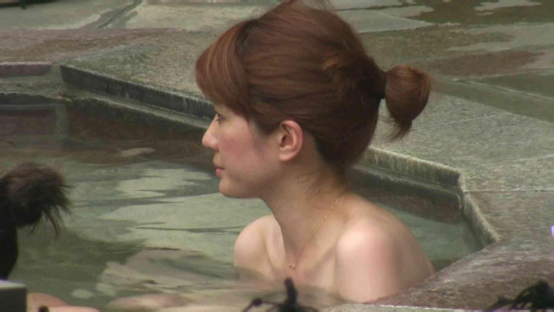 Aquaな露天風呂Vol.110 盗撮映像  46Pix 36
