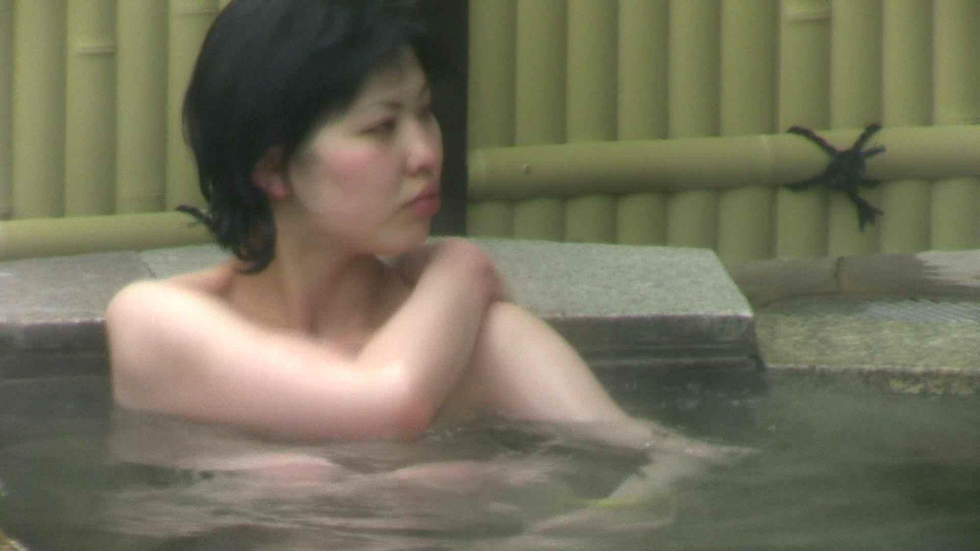 Aquaな露天風呂Vol.114 盗撮映像  72Pix 28