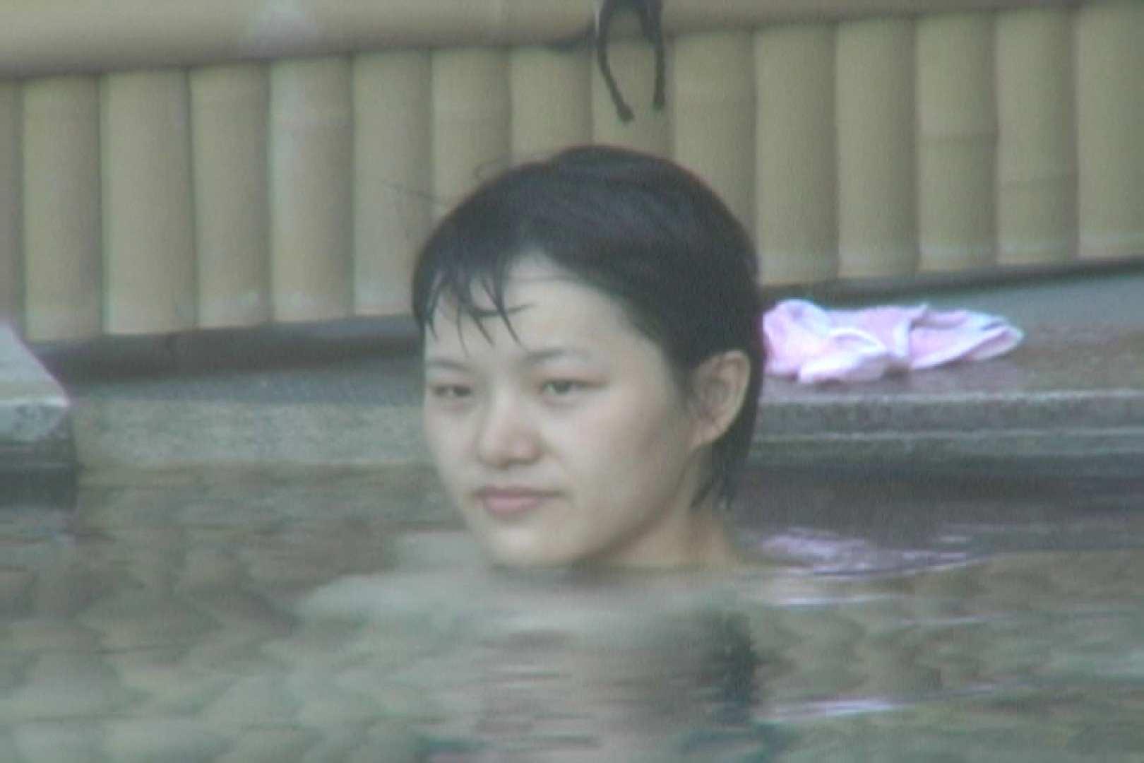 Aquaな露天風呂Vol.116 盗撮映像  42Pix 25