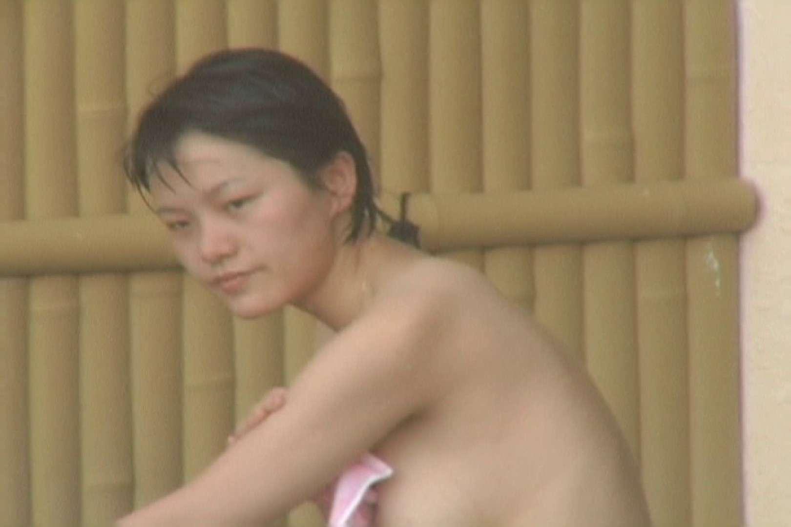 Aquaな露天風呂Vol.116 盗撮映像  42Pix 34