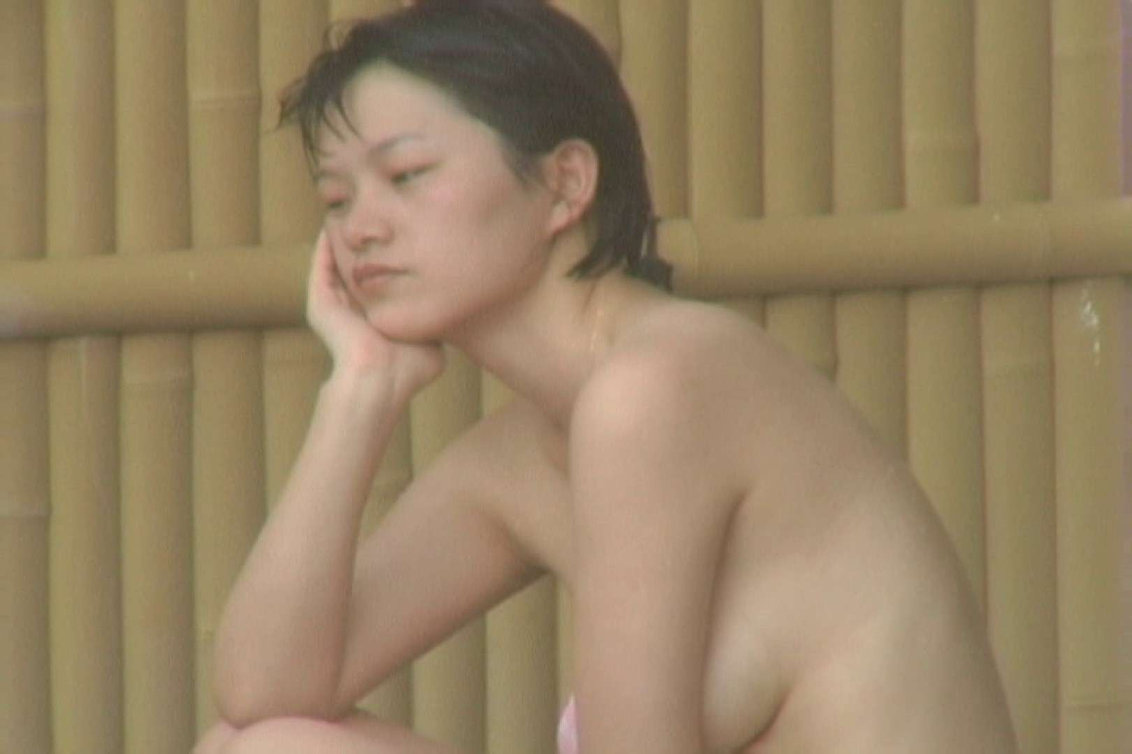 Aquaな露天風呂Vol.116 盗撮映像  42Pix 38