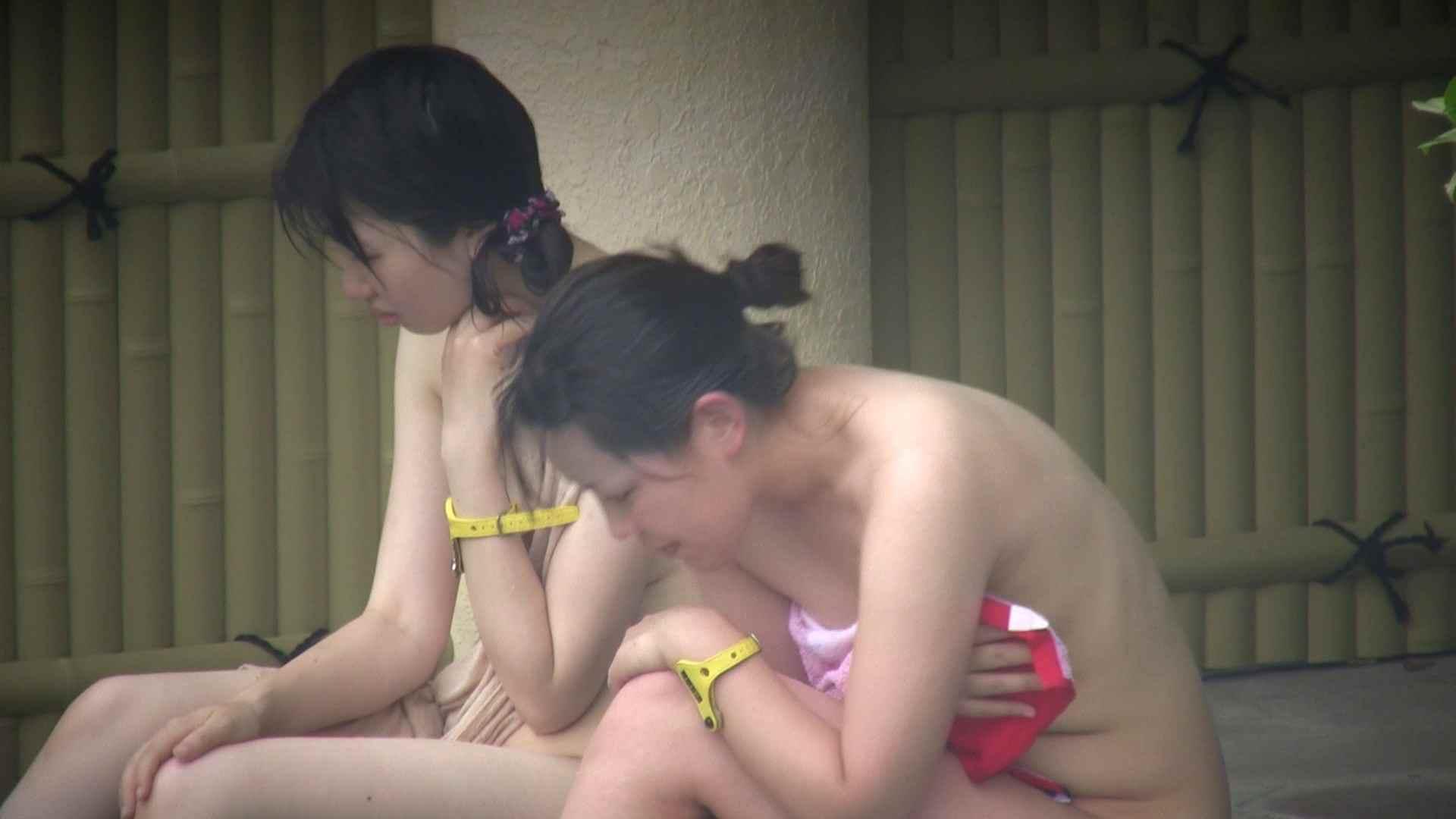 Aquaな露天風呂Vol.128 OLハメ撮り  113Pix 6