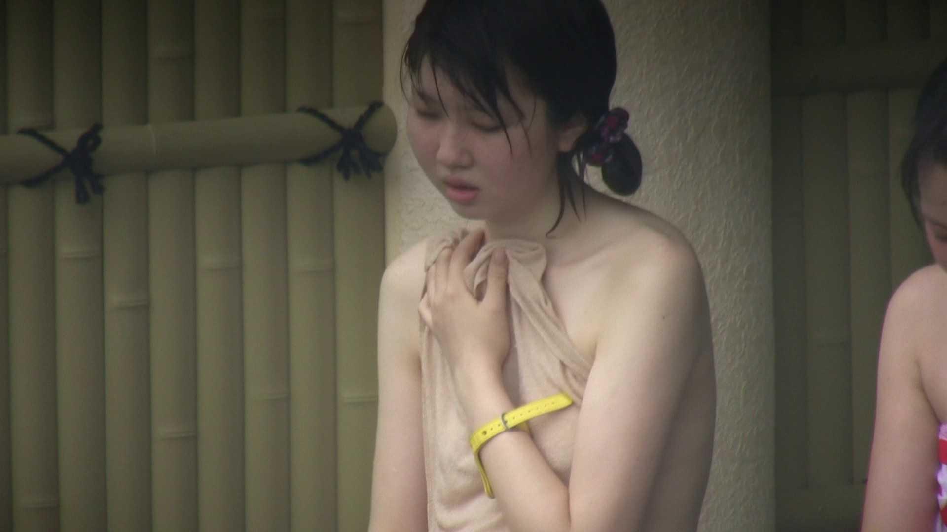 Aquaな露天風呂Vol.128 OLハメ撮り  113Pix 25