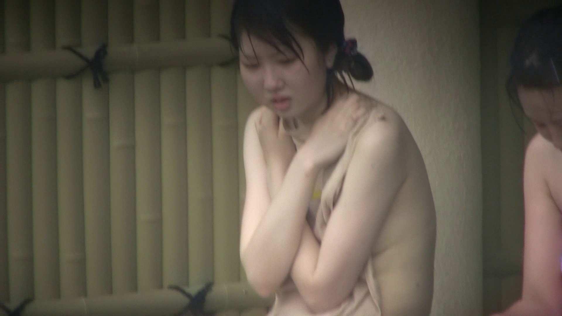 Aquaな露天風呂Vol.128 OLハメ撮り  113Pix 64
