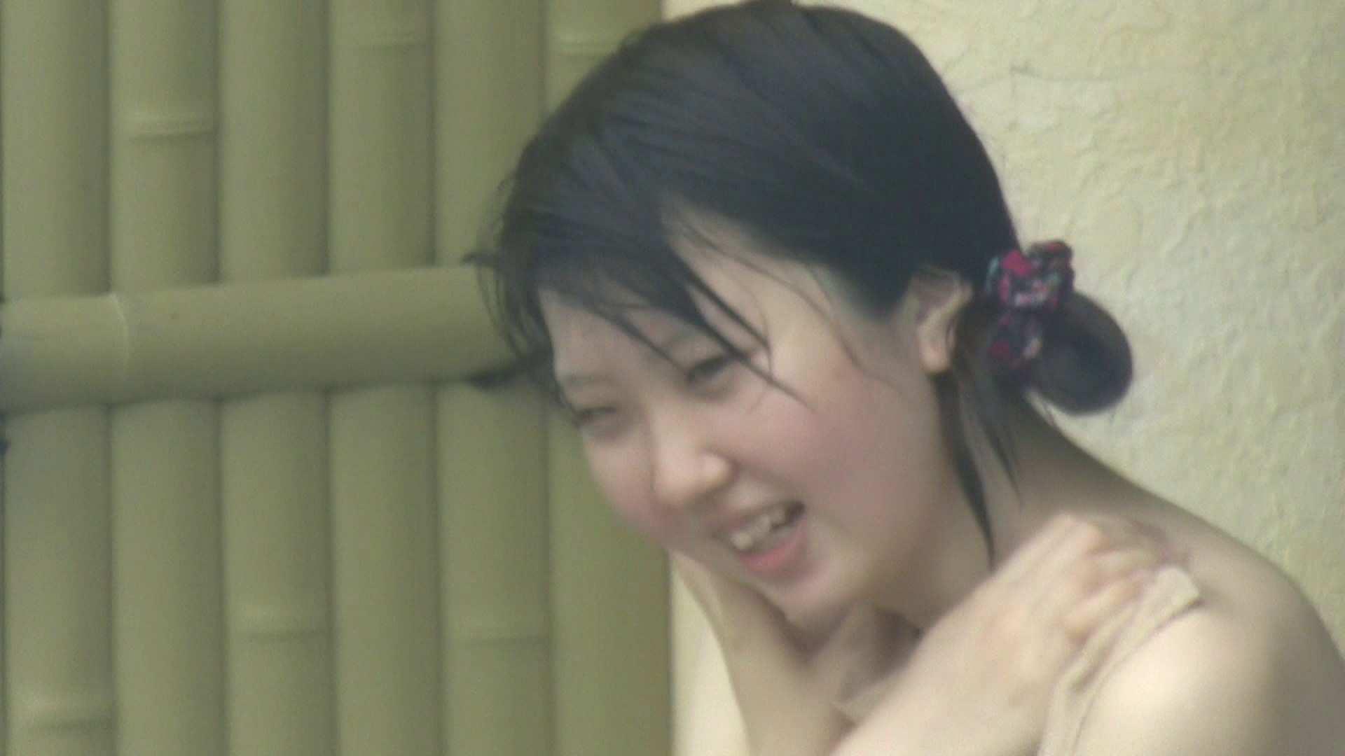Aquaな露天風呂Vol.128 OLハメ撮り  113Pix 66
