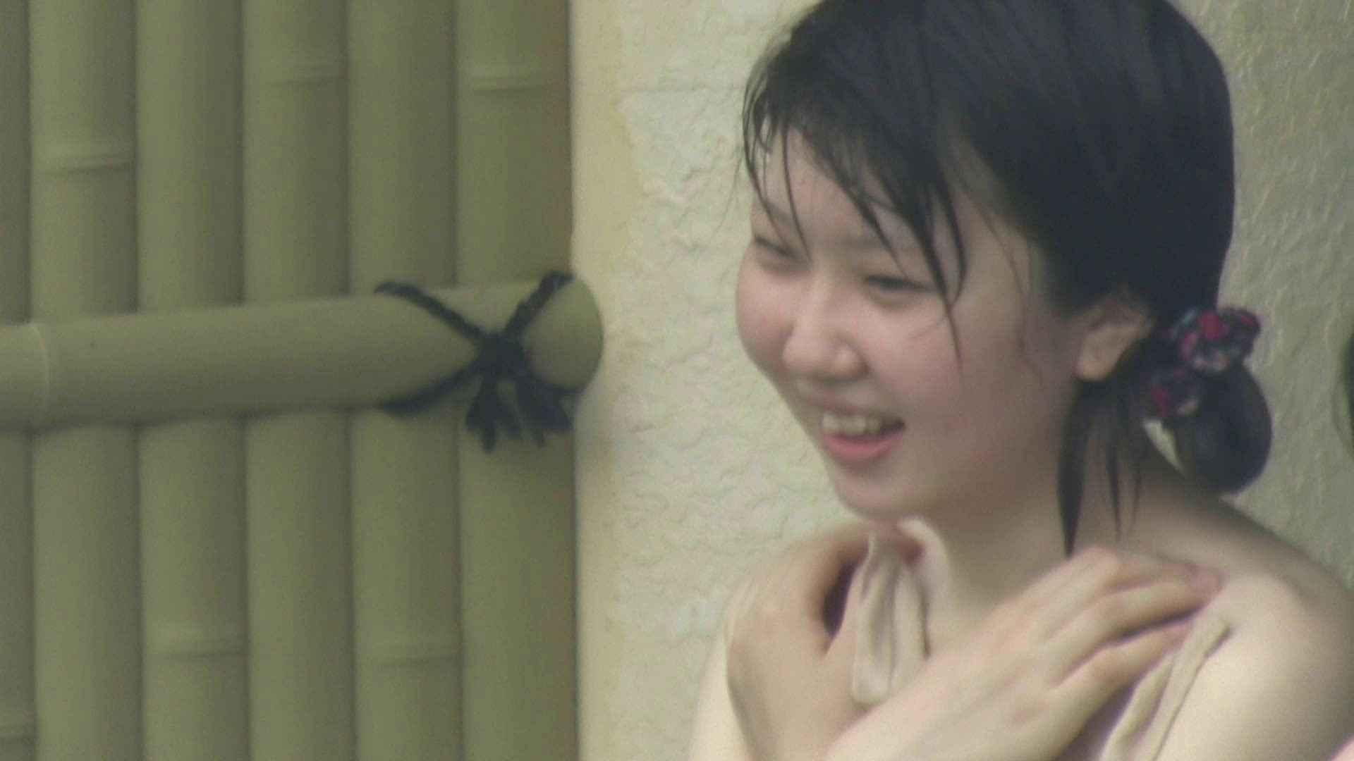 Aquaな露天風呂Vol.128 OLハメ撮り  113Pix 71