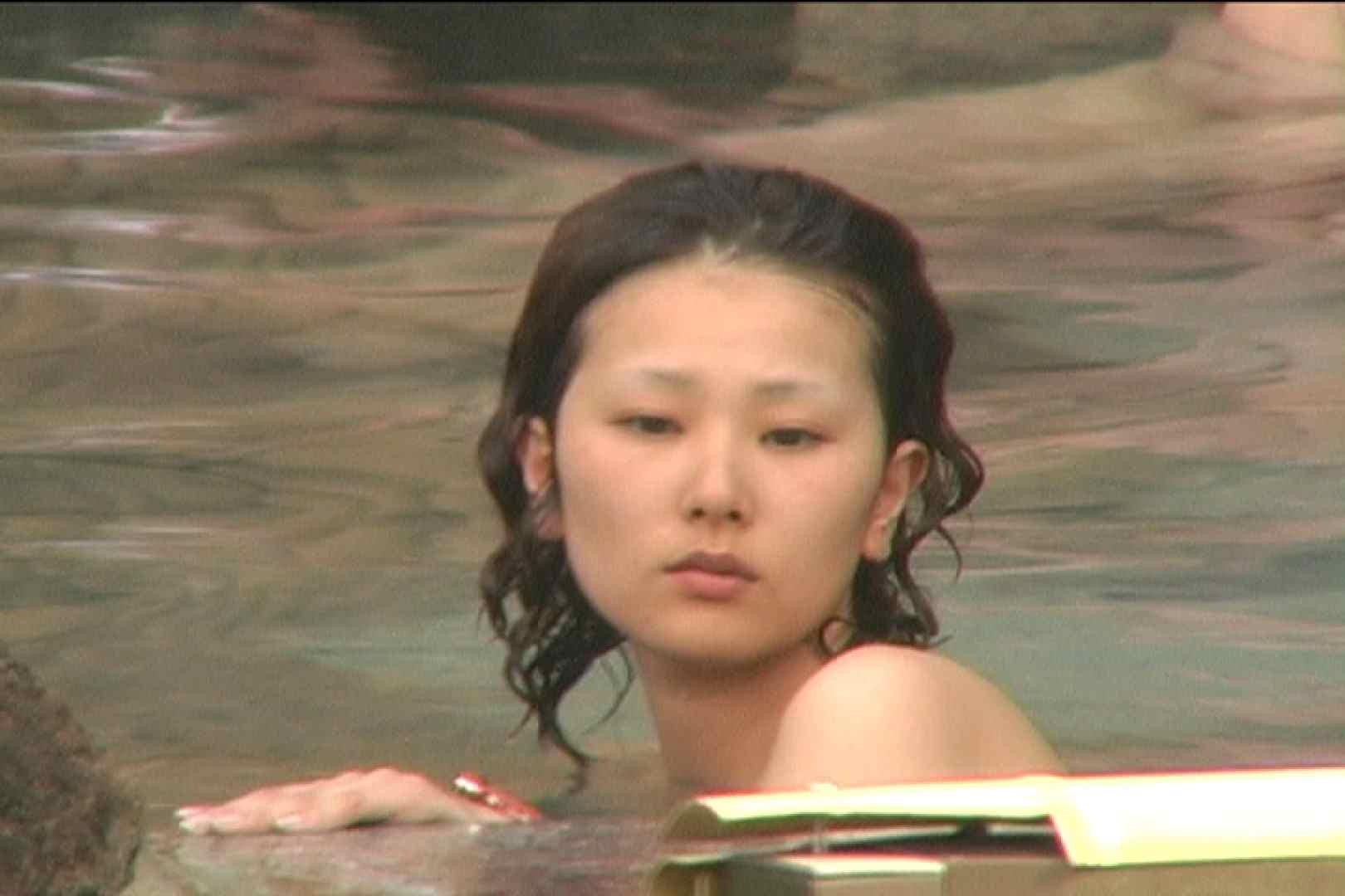 Aquaな露天風呂Vol.131 OLハメ撮り  108Pix 5