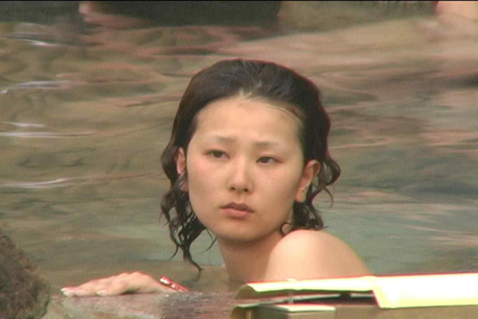 Aquaな露天風呂Vol.131 OLハメ撮り  108Pix 16