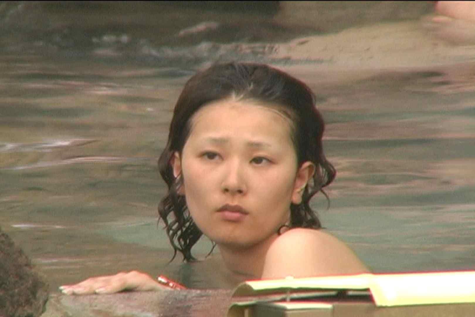 Aquaな露天風呂Vol.131 OLハメ撮り  108Pix 30