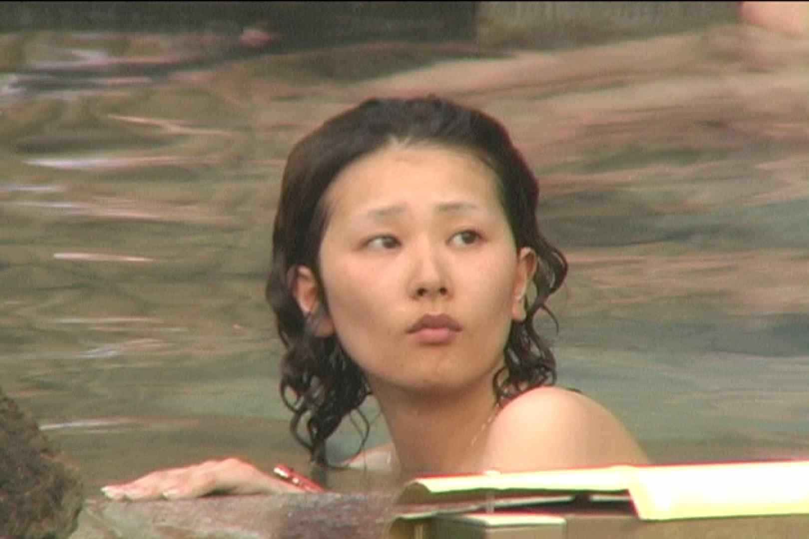 Aquaな露天風呂Vol.131 OLハメ撮り  108Pix 34
