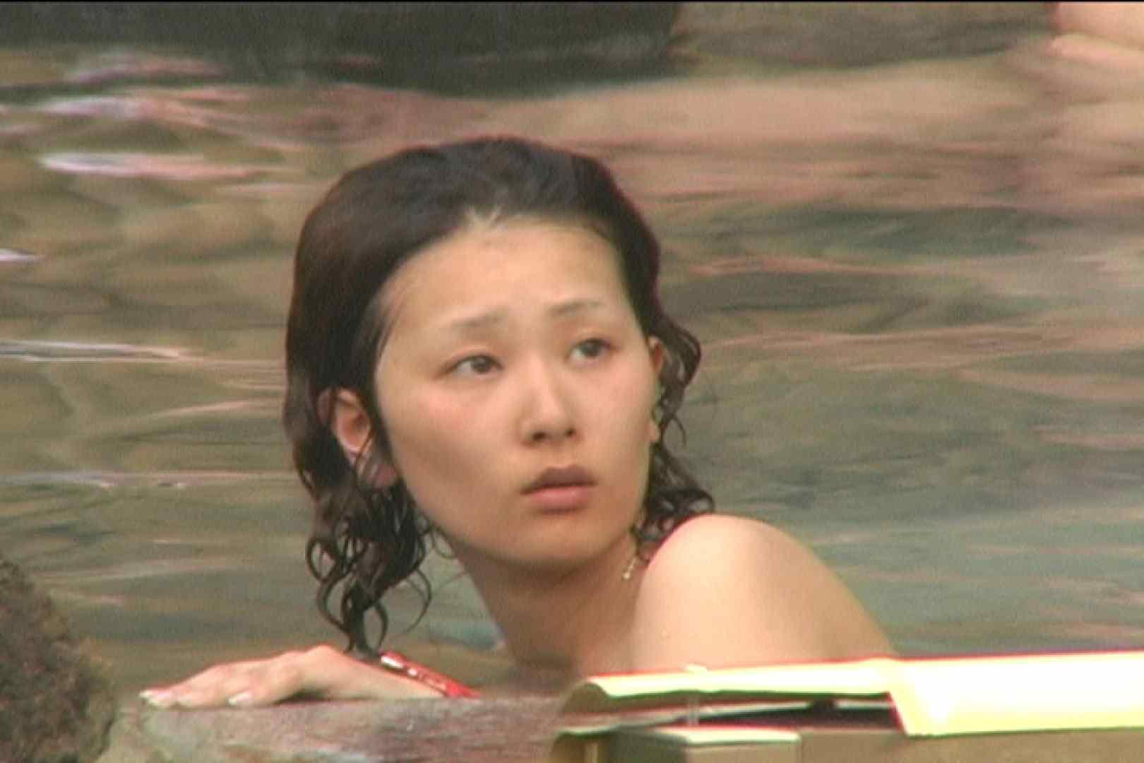 Aquaな露天風呂Vol.131 OLハメ撮り  108Pix 35