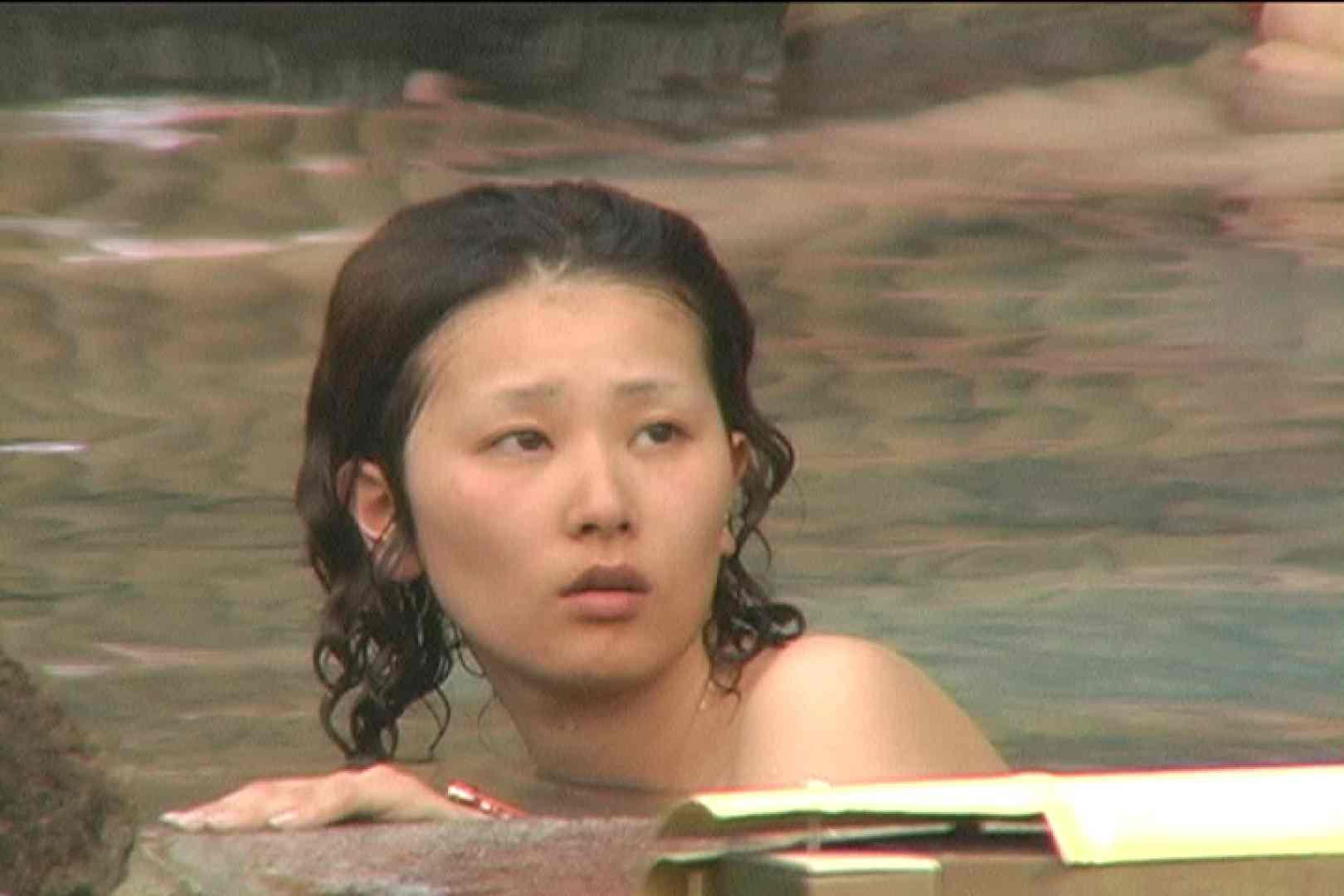 Aquaな露天風呂Vol.131 OLハメ撮り  108Pix 42