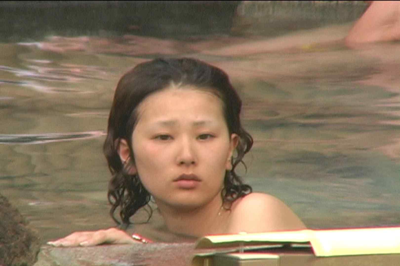 Aquaな露天風呂Vol.131 OLハメ撮り  108Pix 45
