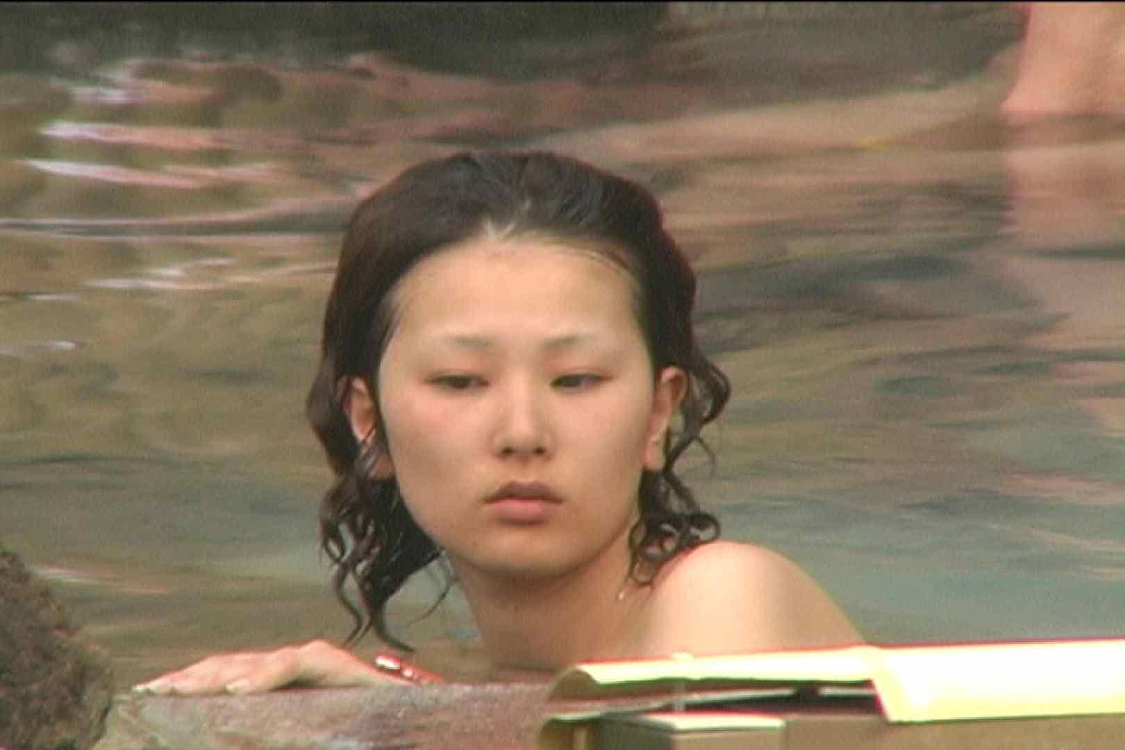 Aquaな露天風呂Vol.131 OLハメ撮り  108Pix 46