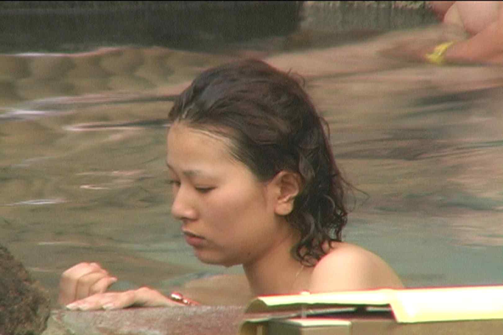 Aquaな露天風呂Vol.131 OLハメ撮り  108Pix 47