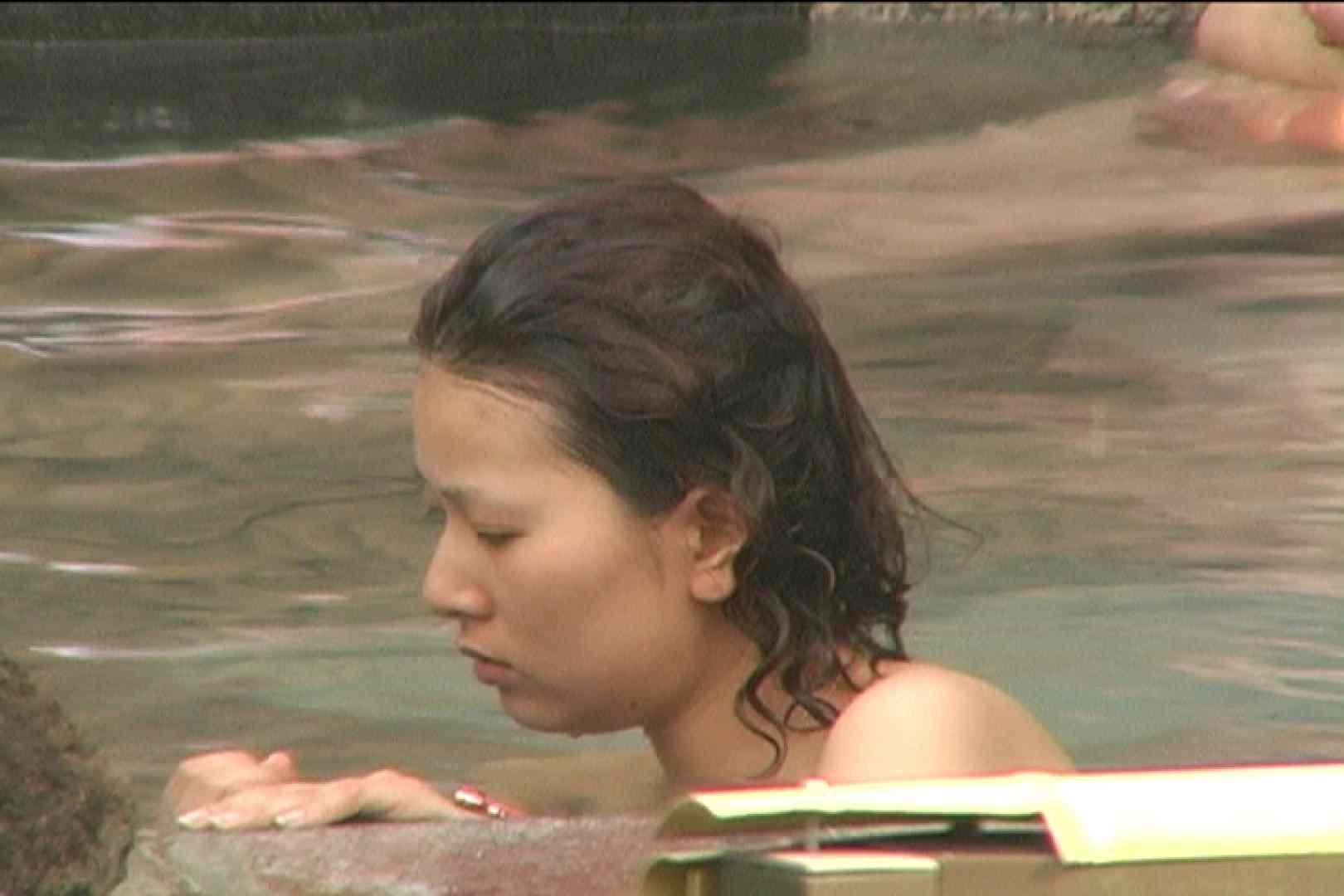 Aquaな露天風呂Vol.131 OLハメ撮り  108Pix 48