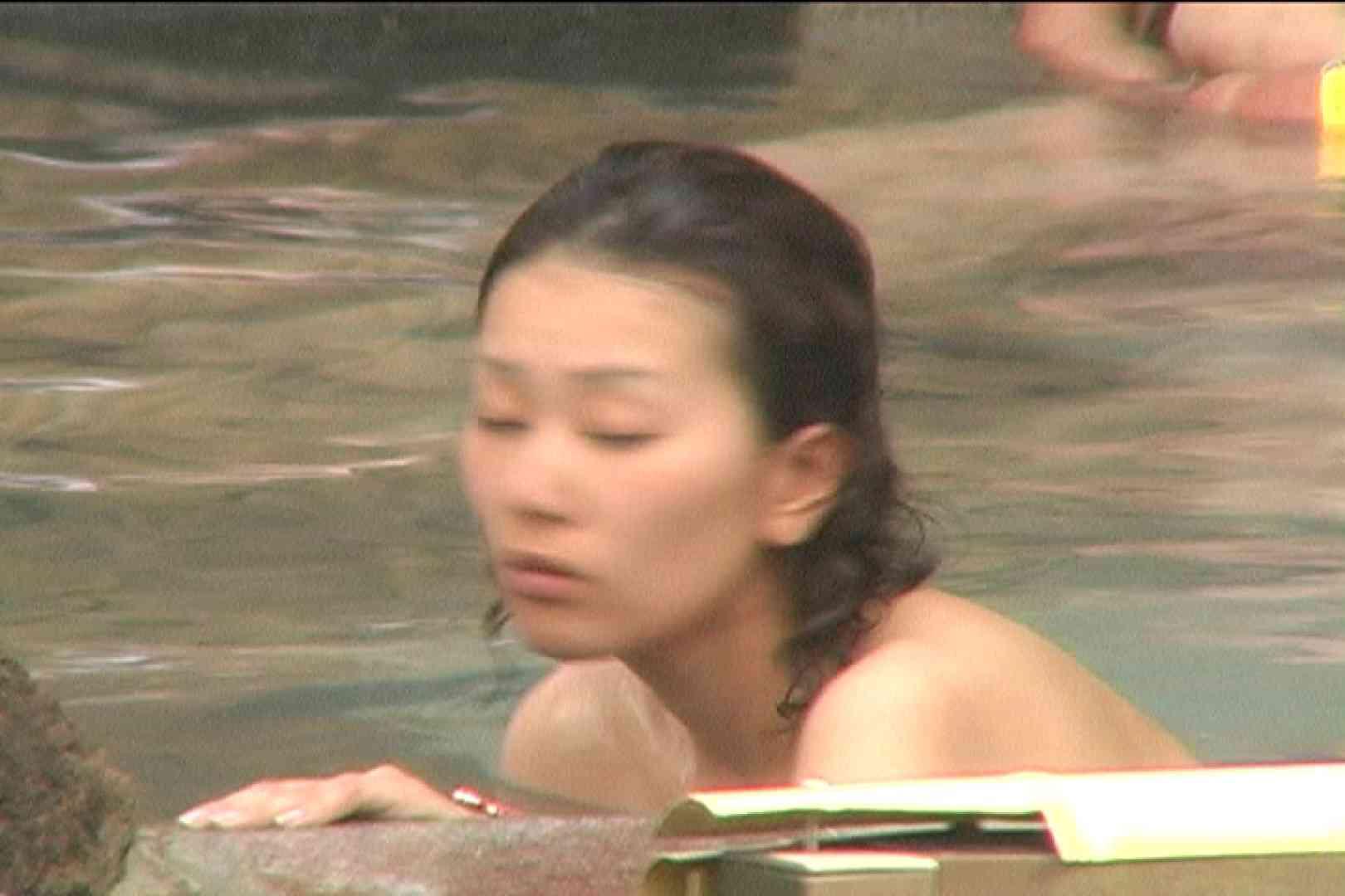 Aquaな露天風呂Vol.131 OLハメ撮り  108Pix 51