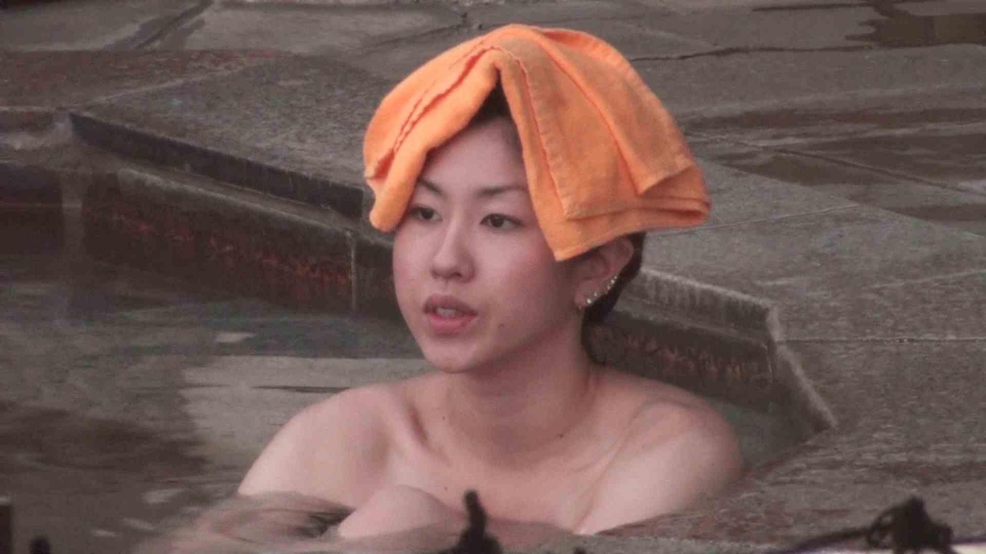 Aquaな露天風呂Vol.135 露天  38Pix 36