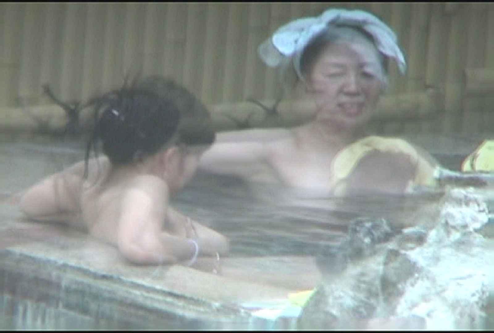 Aquaな露天風呂Vol.145 盗撮映像  78Pix 16