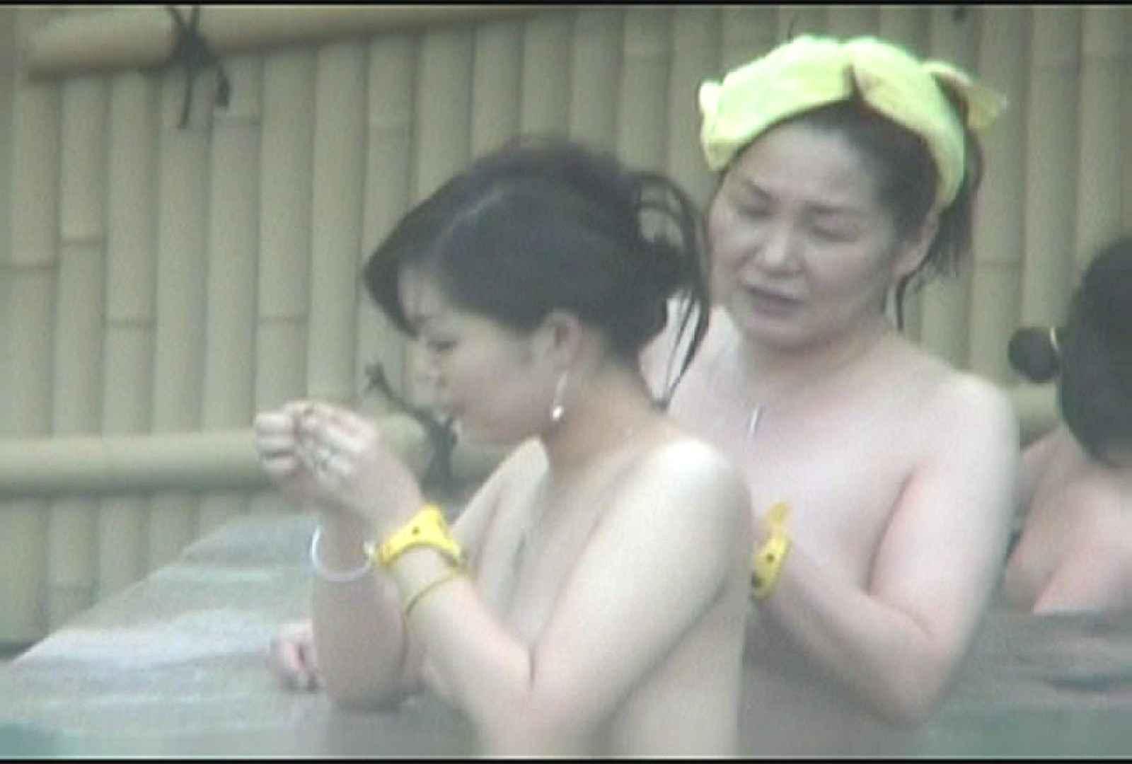 Aquaな露天風呂Vol.145 盗撮映像  78Pix 43