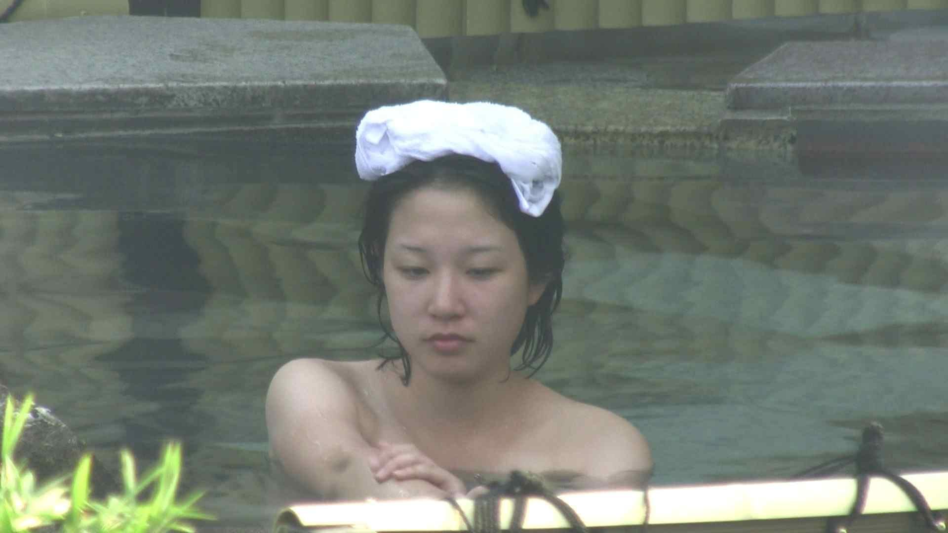Aquaな露天風呂Vol.172 盗撮映像  113Pix 105
