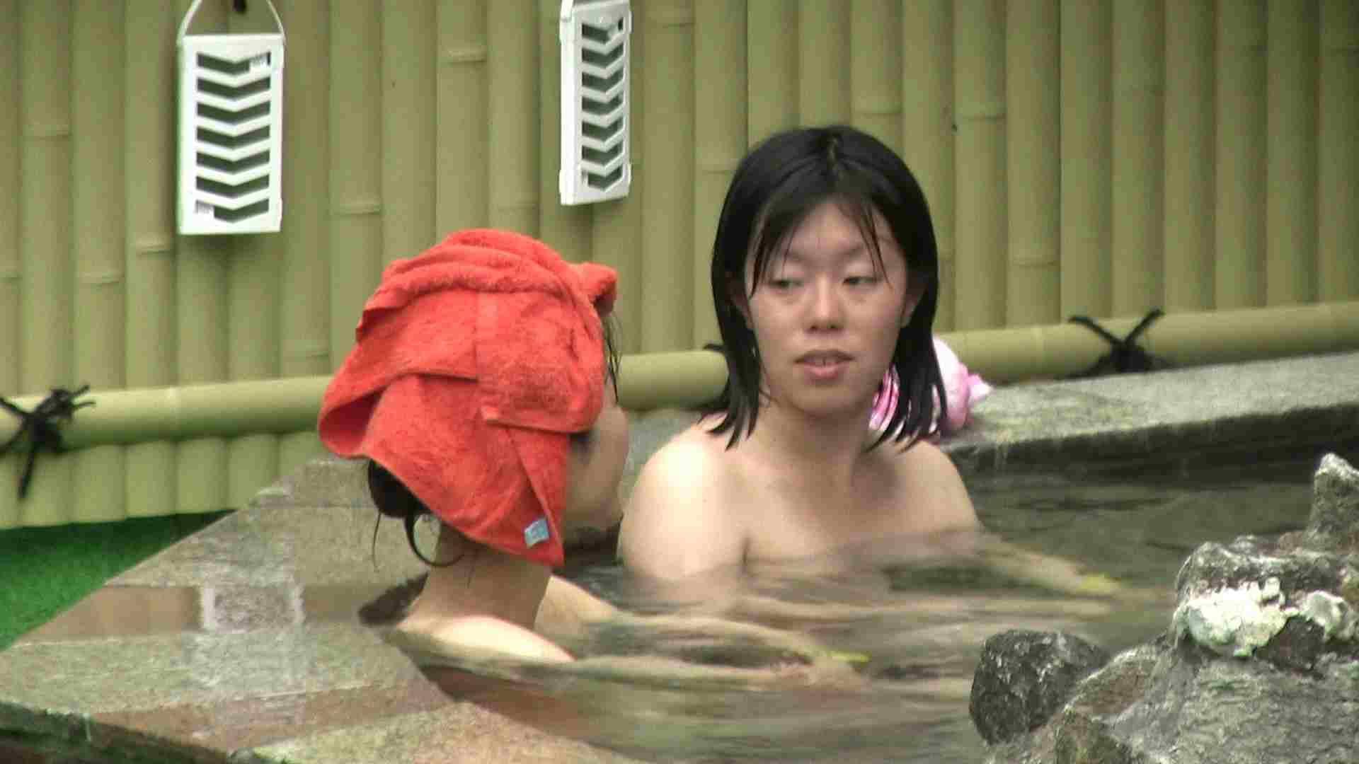 Aquaな露天風呂Vol.187 盗撮映像  99Pix 10