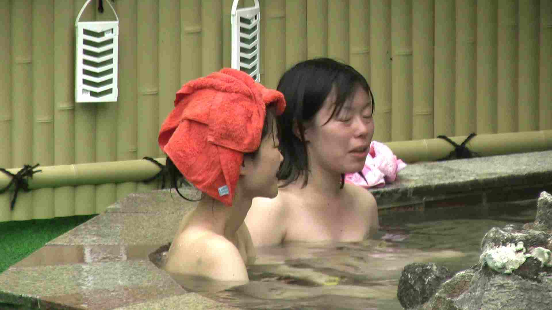 Aquaな露天風呂Vol.187 盗撮映像  99Pix 12