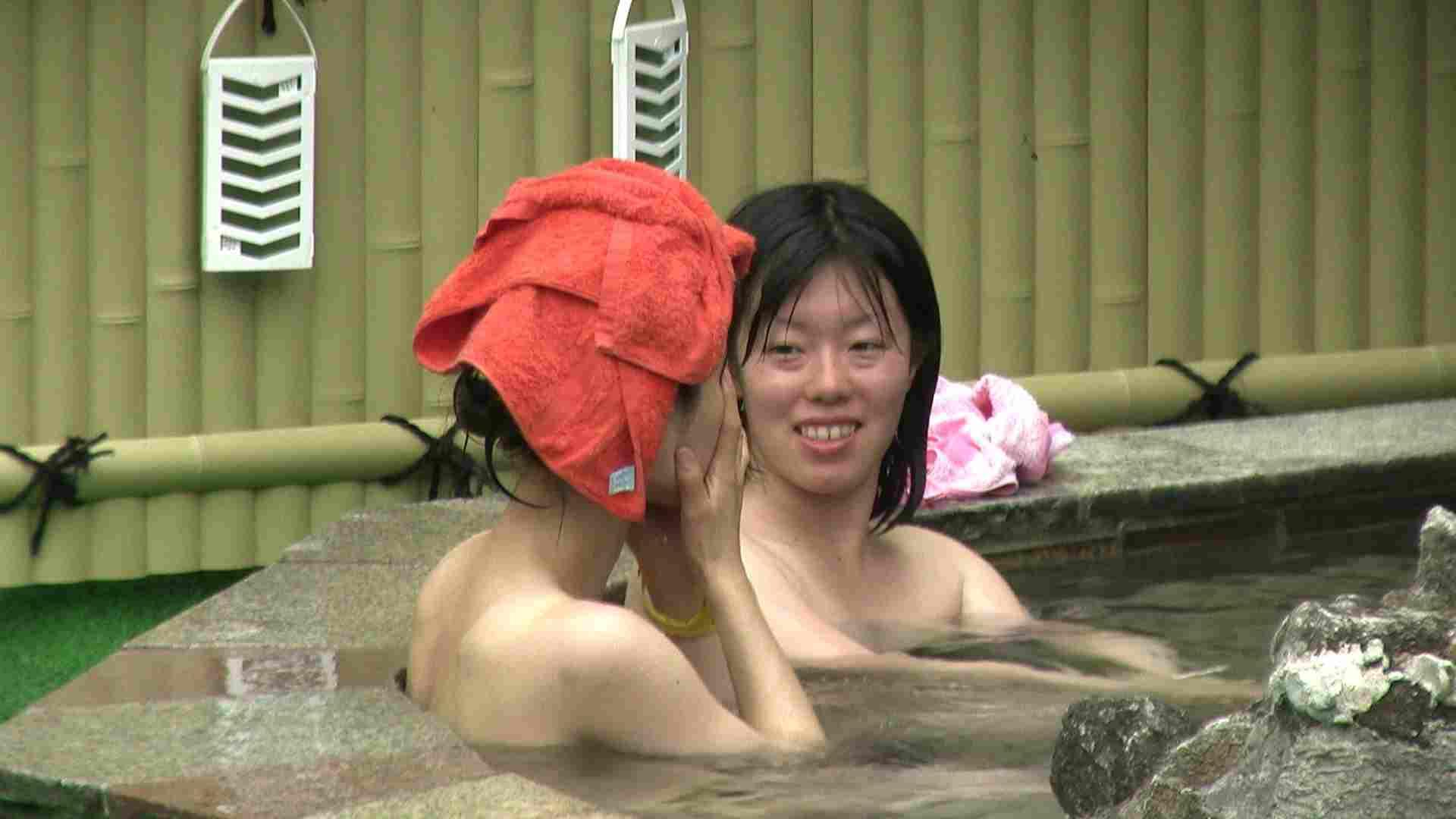 Aquaな露天風呂Vol.187 盗撮映像  99Pix 19