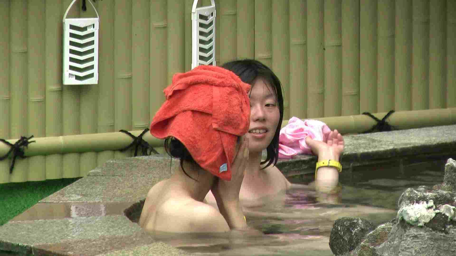 Aquaな露天風呂Vol.187 盗撮映像  99Pix 21