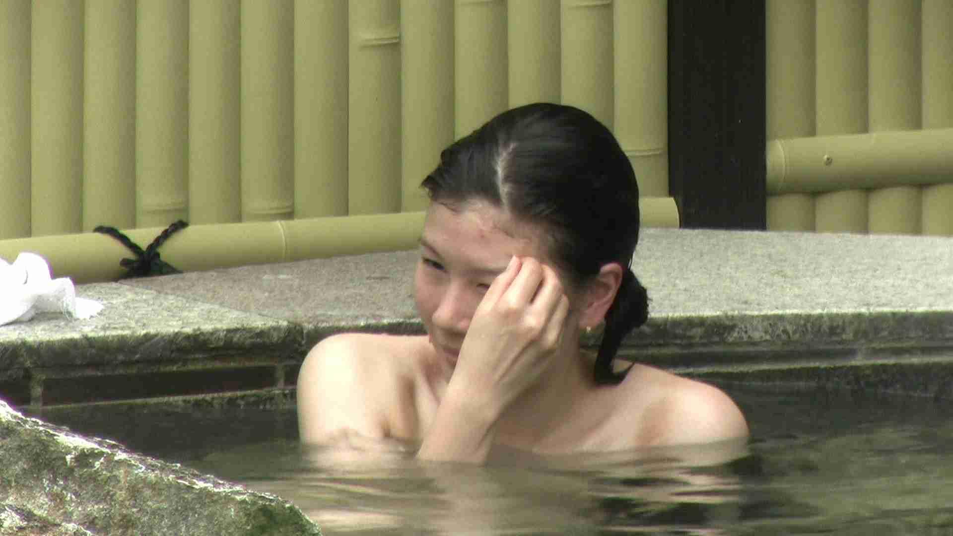Aquaな露天風呂Vol.187 盗撮映像  99Pix 44