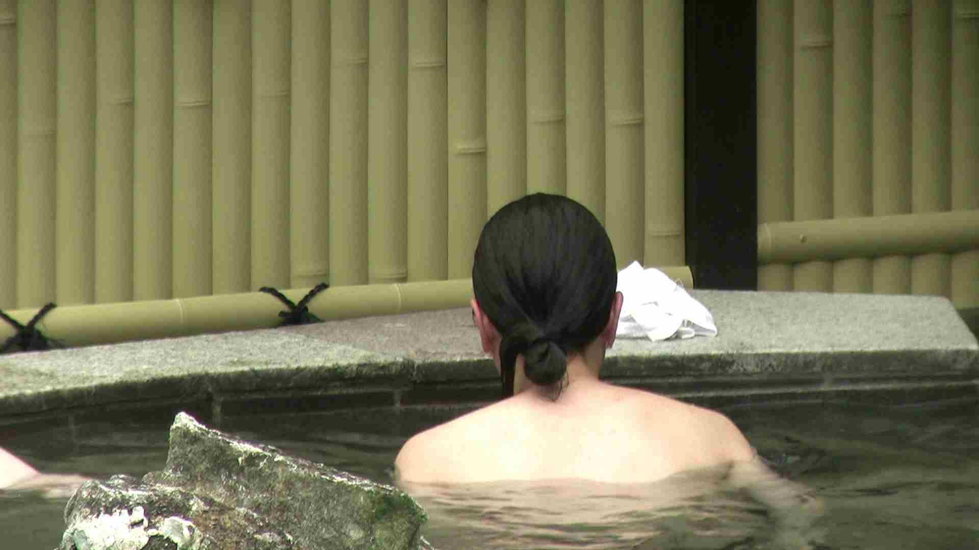 Aquaな露天風呂Vol.187 盗撮映像  99Pix 73