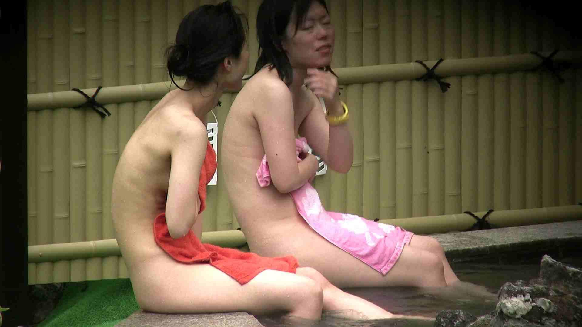 Aquaな露天風呂Vol.187 盗撮映像  99Pix 88
