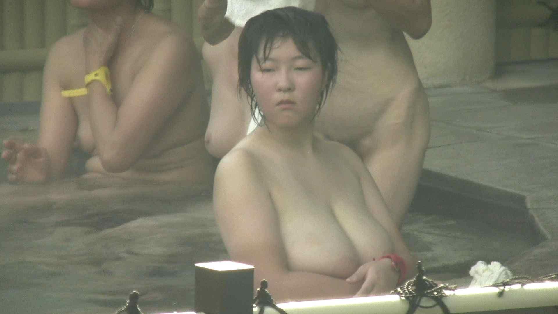 Aquaな露天風呂Vol.202 露天  57Pix 9