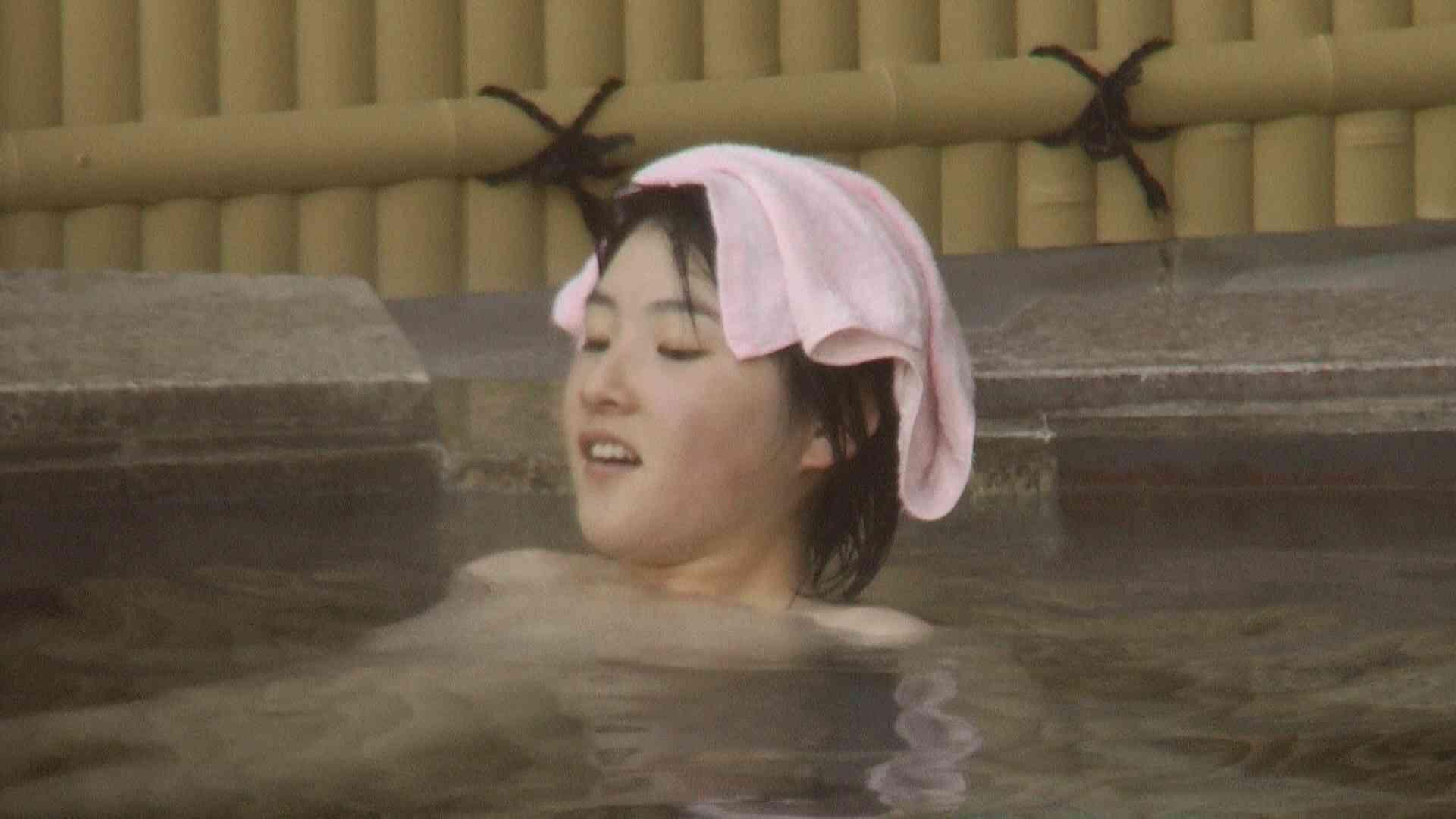 Aquaな露天風呂Vol.207 OLハメ撮り  26Pix 15