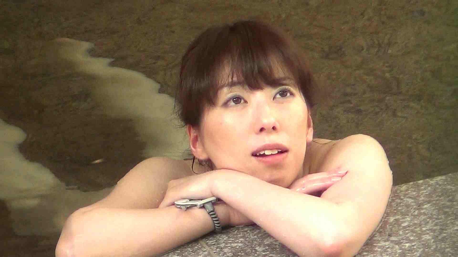 Aquaな露天風呂Vol.245 OLハメ撮り  87Pix 37