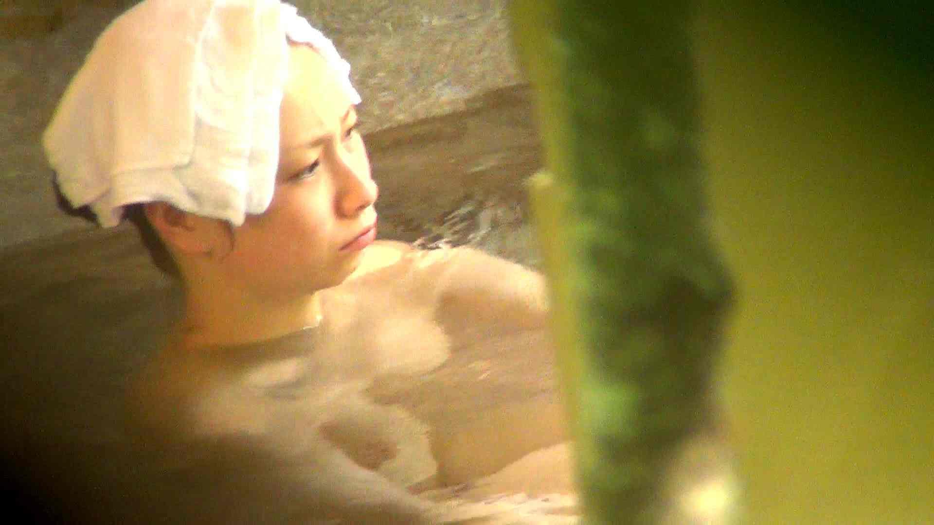 Aquaな露天風呂Vol.266 盗撮映像  83Pix 64