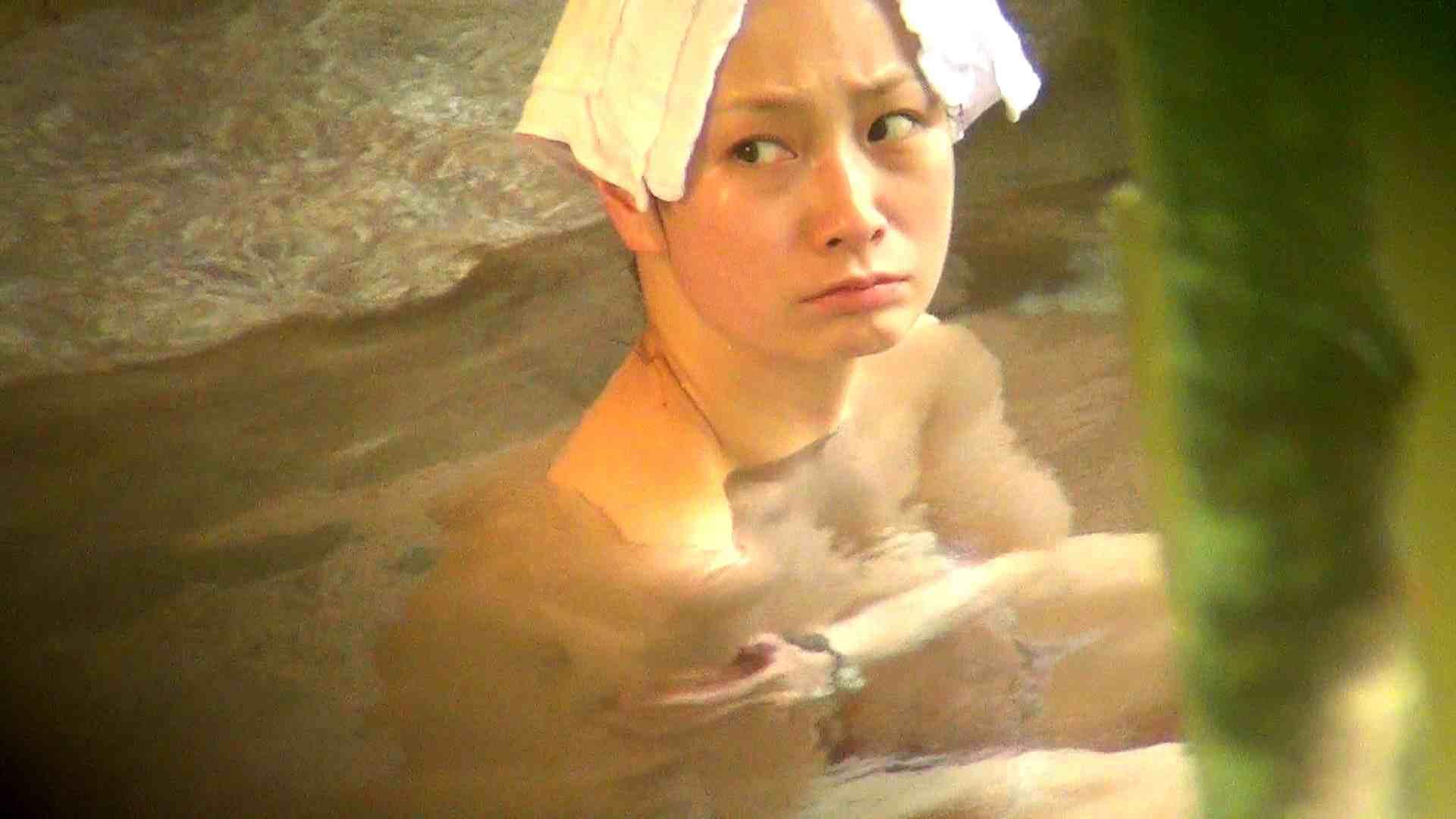 Aquaな露天風呂Vol.266 盗撮映像  83Pix 79