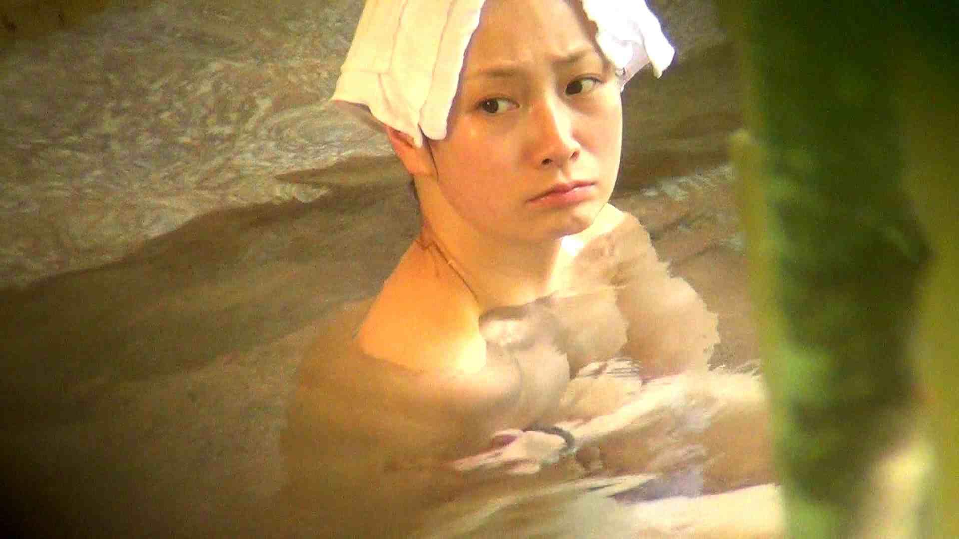 Aquaな露天風呂Vol.266 盗撮映像  83Pix 80
