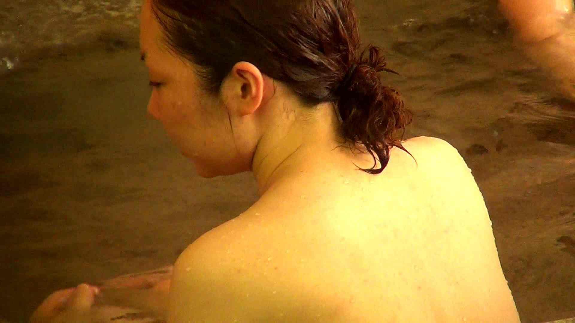 Aquaな露天風呂Vol.268 OLハメ撮り  46Pix 39