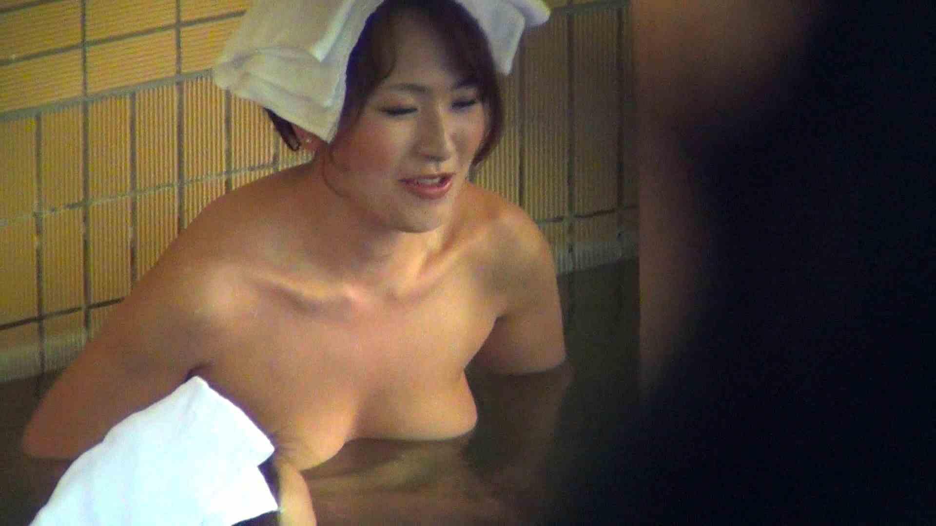 Aquaな露天風呂Vol.272 OLハメ撮り  68Pix 59