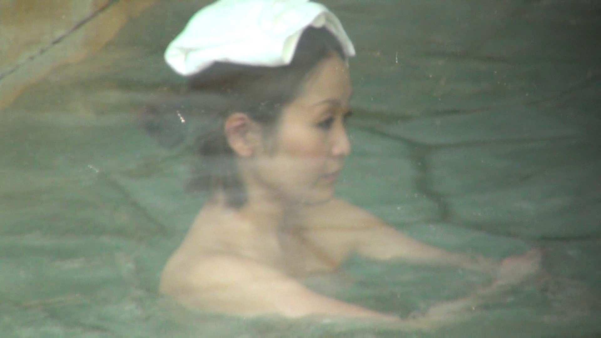 Aquaな露天風呂Vol.284 露天  40Pix 3