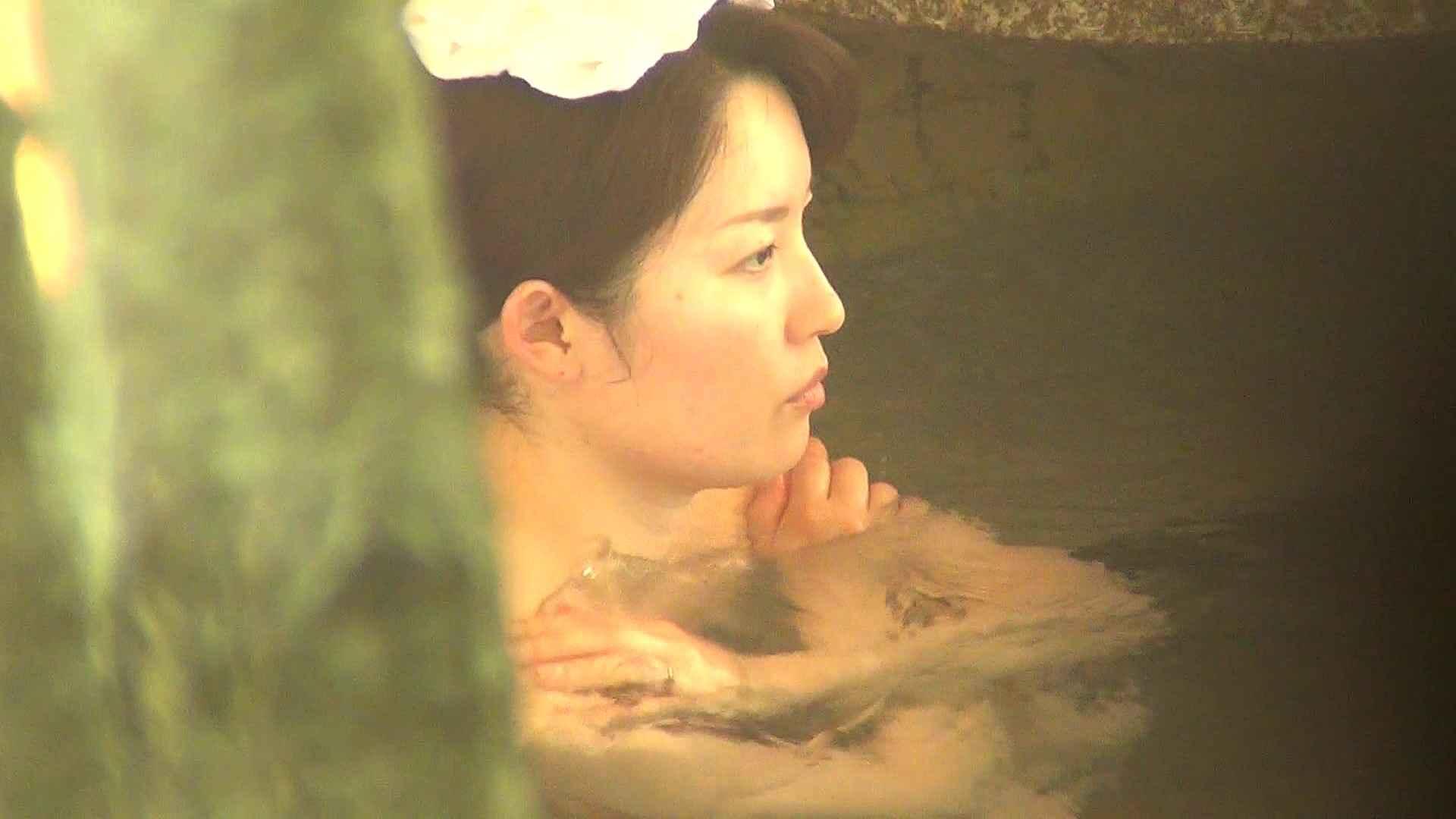 Aquaな露天風呂Vol.301 OLハメ撮り  41Pix 33