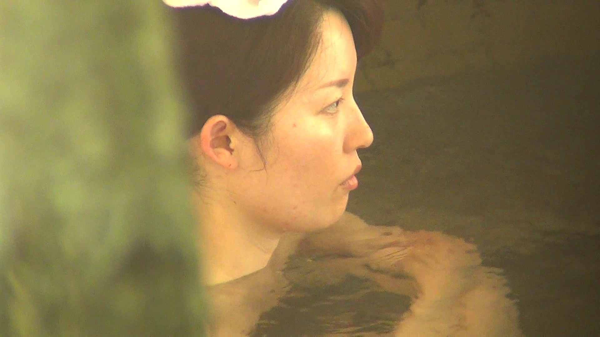 Aquaな露天風呂Vol.301 OLハメ撮り  41Pix 34